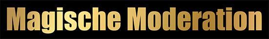 Magische Moderation - Magischer Moderator Marc Sueper