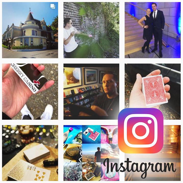 Zauberer & Mentalist Marc Sueper auf Instagram