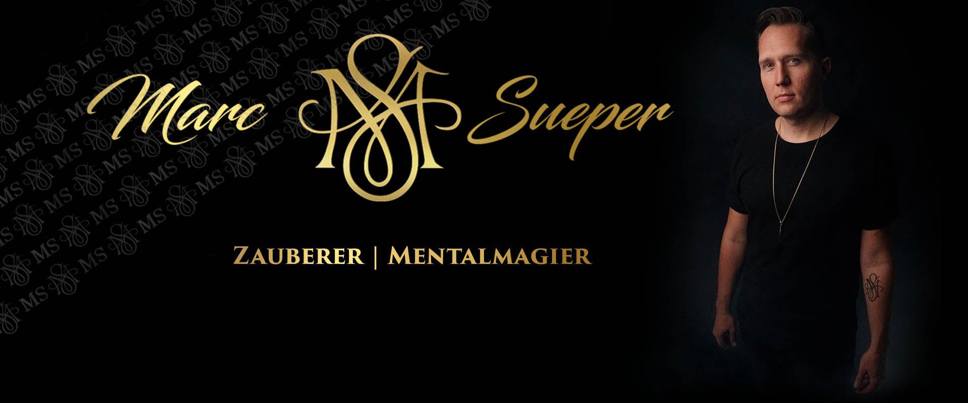Zauberer & Mentalmagier Marc Sueper