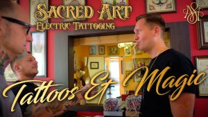 Tattoos & Magic Sacred Art Bochum