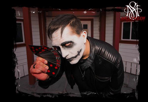 Marc Sueper Halloween Zauberer