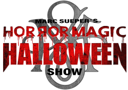 Horror Magic Halloween Show Marc Sueper