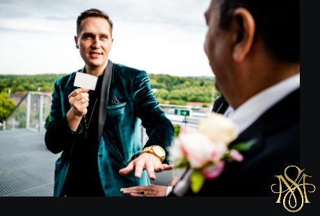 Marc Sueper Hochzeitsprogramm Zauberer