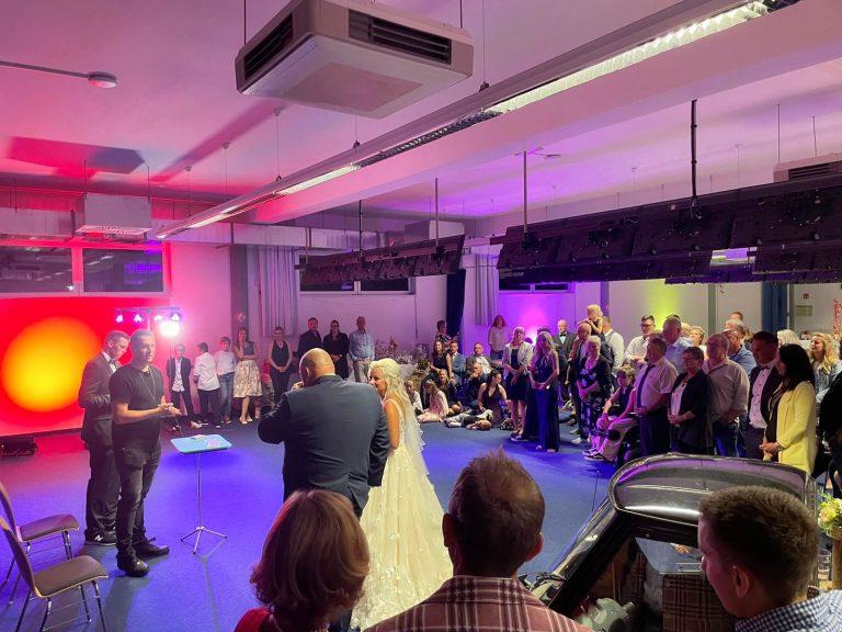 Hochzeit Sachsenring